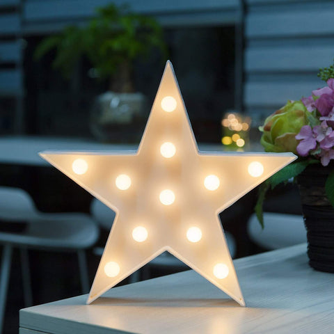 Star Marquee Light - ThePeppyStore