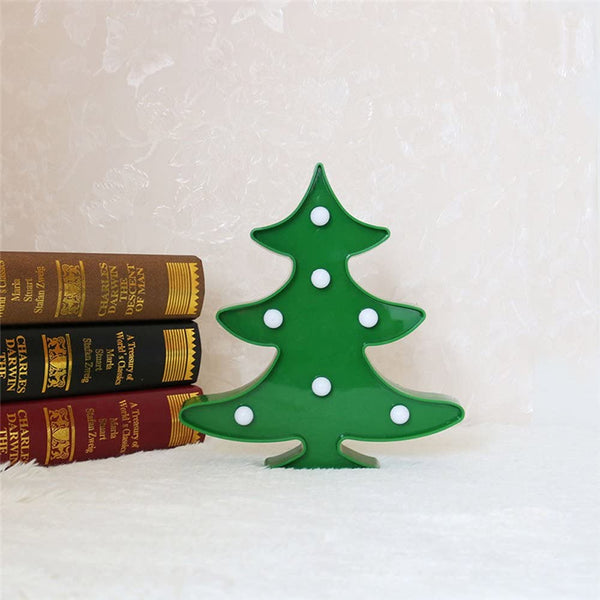 Christmas Tree  Marquee Light - ThePeppyStore