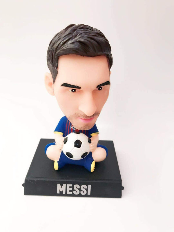 Football star Messi bobble head - ThePeppyStore