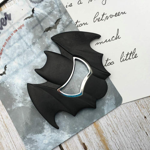 Batman Magnetic Bottle Opener