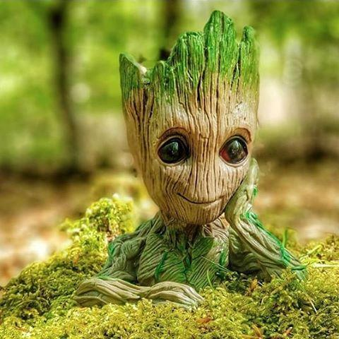 Baby Groot Holder / Pen stand / Plant Stand - ThePeppyStore