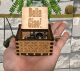 BELLA CIAO MONEY HEIST MUSIC BOX - ThePeppyStore