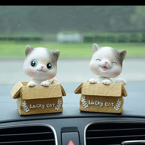 Cute Cat Bobblehead - ThePeppyStore