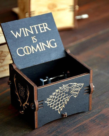 Game of Thrones Musical Box - ThePeppyStore