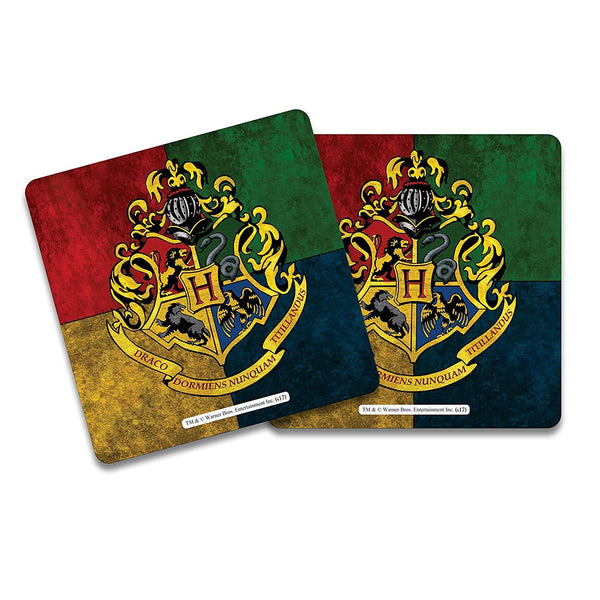 Harry Potter Coasters  (set of 4) - ThePeppyStore