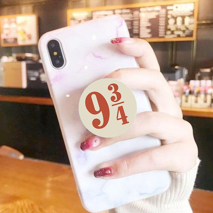 9 and 3 Quarters Phone Holder / Phone Grip - ThePeppyStore