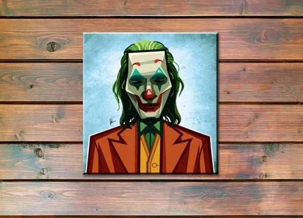 Call Me Joker Wall Art - ThePeppyStore