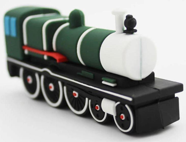 Train USB Pendrives (2.0 High speed) - ThePeppyStore