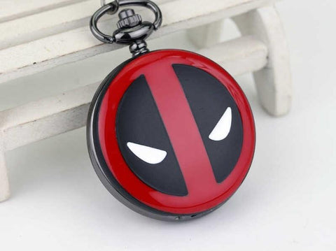 Deadpool Pocket Watch - ThePeppyStore