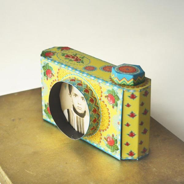 DIY CAMERA - COLORFUL YELLOW - ThePeppyStore