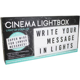 Long Led Cinematic Light box - ThePeppyStore