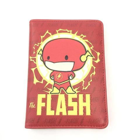 Flash Passport Cover - ThePeppyStore