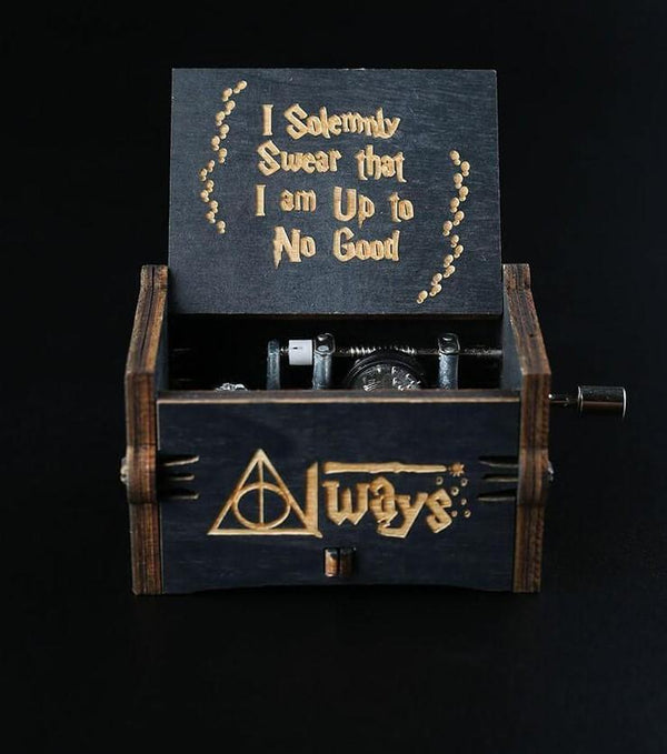 HARRY POTTER MUSIC BOX - ThePeppyStore