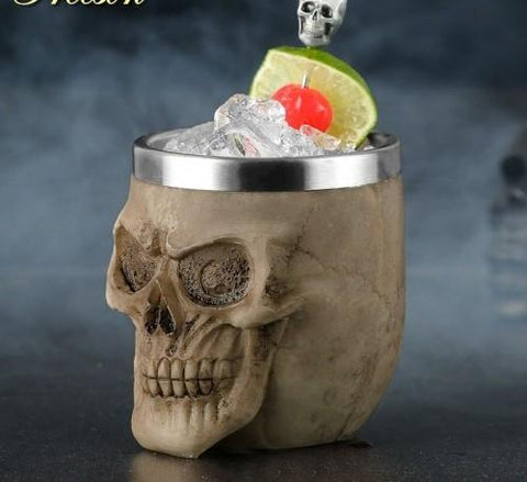 SKULL SHOT GLASS..