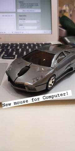 Wireless Car mouse - ThePeppyStore