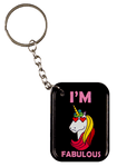I am Fabulous-Keychain