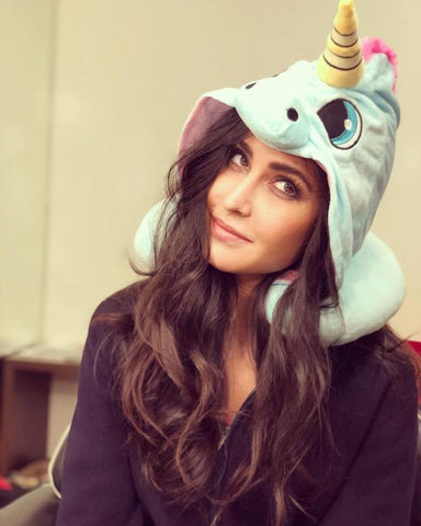 Unicorn Hoodie Neck Pillow - ThePeppyStore