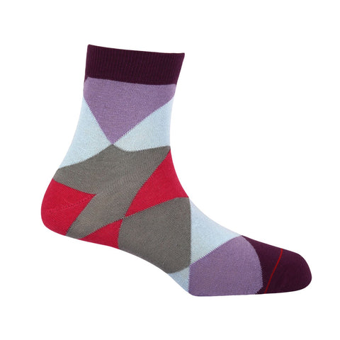 Beguiling argyle Socks