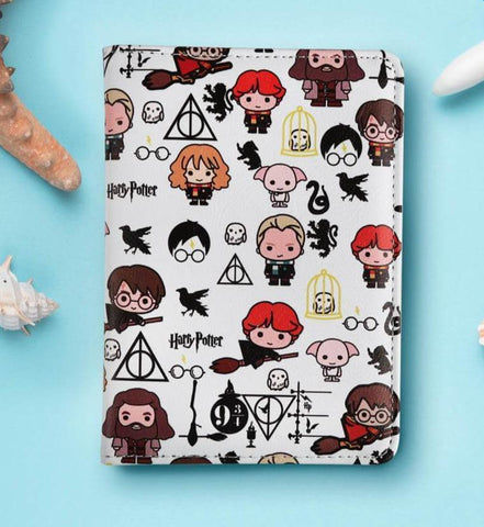 Harry Potter Passport Cover - ThePeppyStore