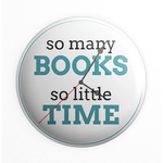 So Many Books Badge