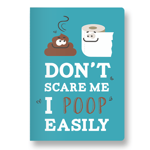 Don't scare me Pocket Diary