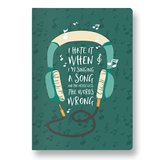 Wong song pocket Diary