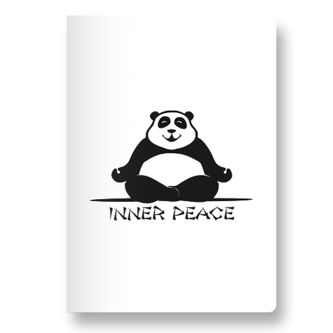 Inner Peace Panda Pocket Diary