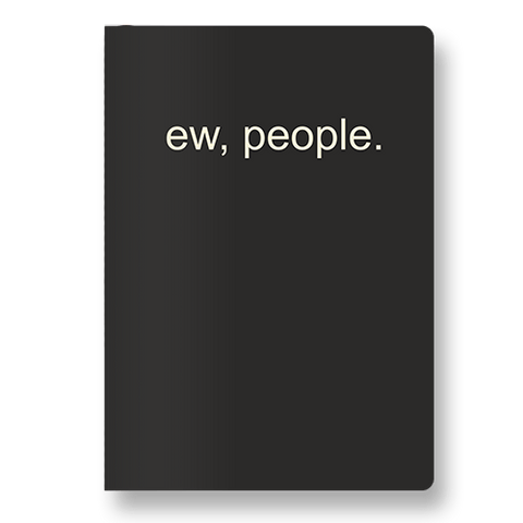Ew People Pocket Diary