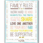 Family hours Magnet