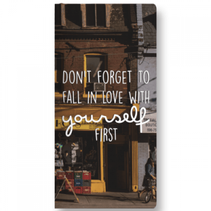 Don't Forget To Love Yourself First Scribble Pads - ThePeppyStore