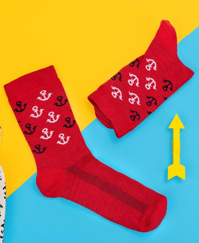 ANCHORED SOCKS - ThePeppyStore
