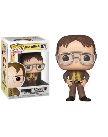 Dwight Schrute - The Office Funko Pop #871 - ThePeppyStore