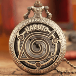 Naruto Pocket Watch Keychain - ThePeppyStore