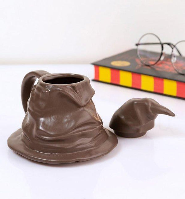 HARRY POTTER 3D Mug Sorting hat - ThePeppyStore