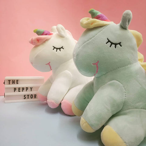 Cute Unicorn Premium Soft Toy - ThePeppyStore