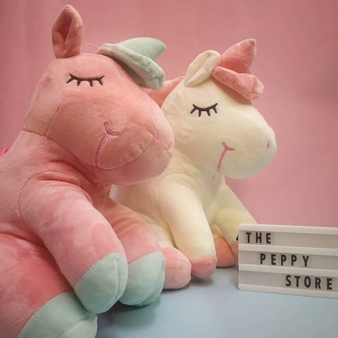 Unicorn Premium Soft Toy - ThePeppyStore