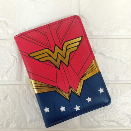 Wonder Woman Passport Cover - ThePeppyStore