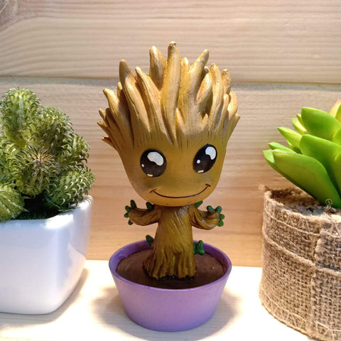 Groot Planter Bobblehead - ThePeppyStore
