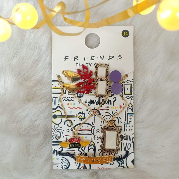 Friends 25 Years Special Accessory Set - ThePeppyStore