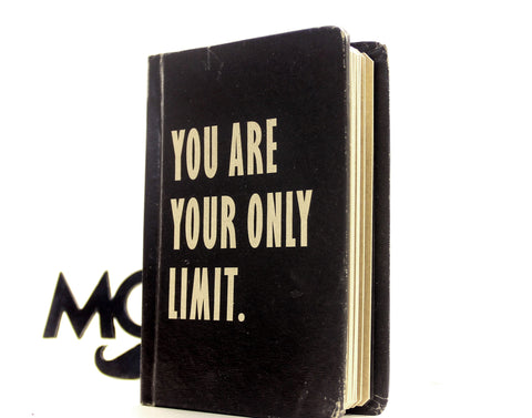 You Are Your Only Limit Diary
