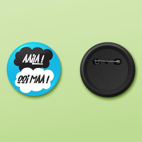 Aaila badge - ThePeppyStore