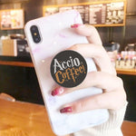Accio Coffee phone holder/ phone grips - ThePeppyStore