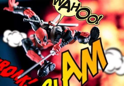 Deadpool Figures - ThePeppyStore