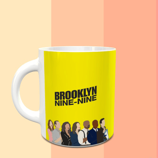 Brooklyn Nine-Nine Mug - ThePeppyStore