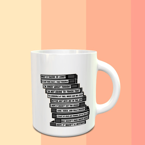 Brooklyn Nine-Nine Title Mug - ThePeppyStore