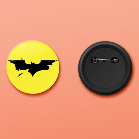 Bat logo badge