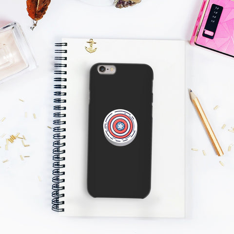 Captain America phone holder / phone grips - ThePeppyStore