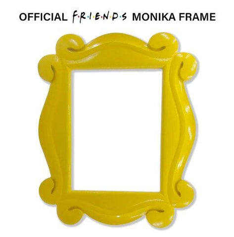 FRIENDS TV SERIES PEEPHOLE FRAME - AS SEEN IN MONICA'S DOOR
