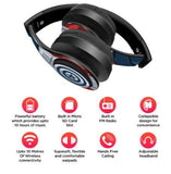 Captain America - Wireless On Ear Headphones - ThePeppyStore