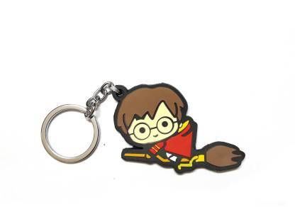 Harry Potter Keychain - ThePeppyStore